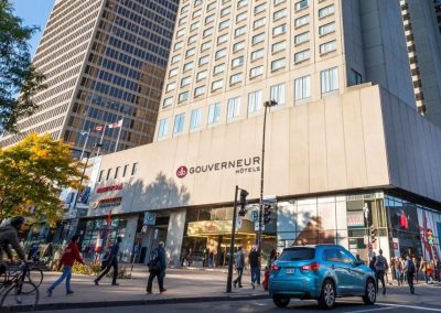 Hotels Gouverneur Montréal