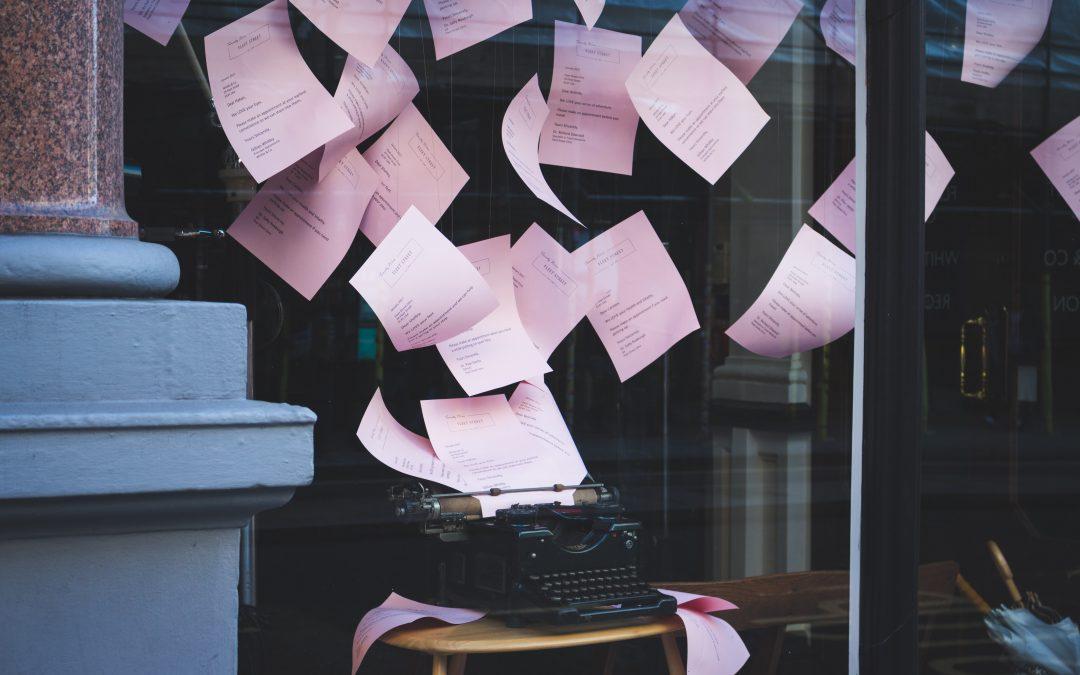 Concours d'écriture destiné à la clientèle collégiale